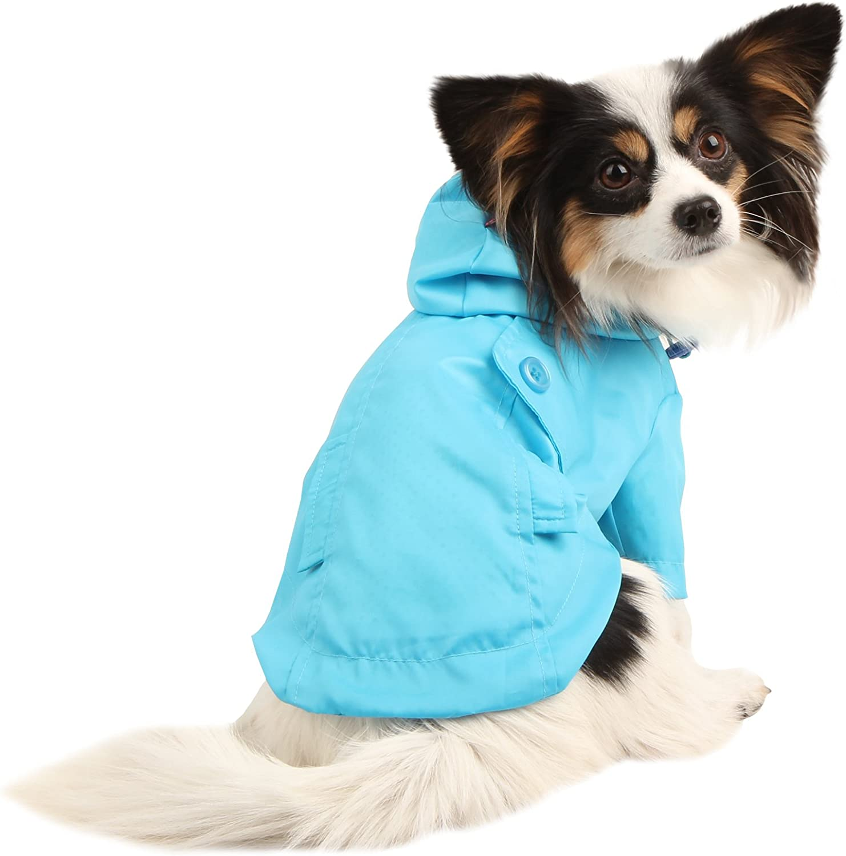 Pinkaholic New York Slicker Raincoat for Dogs