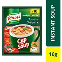 Knorr Tomato Chatpata Instant Soup, 16g