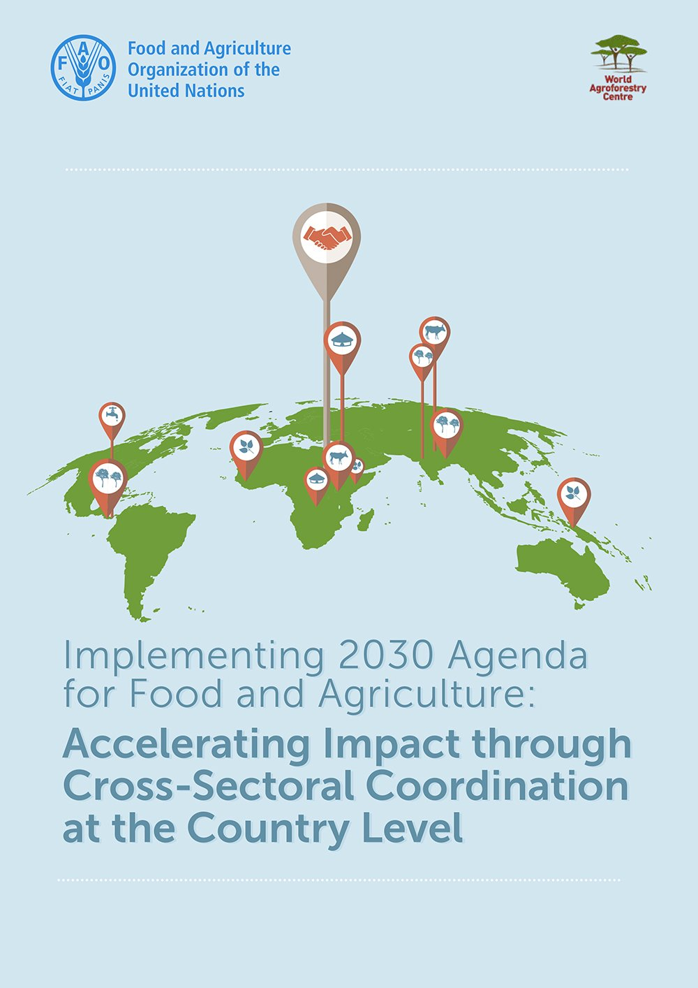 Implementing 2030 Agenda for Food and Agriculture ...
