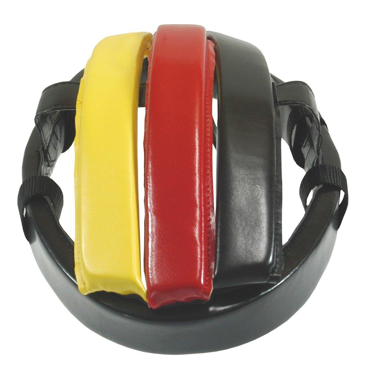 rinproject(リンプロジェクト) カスク Casque フェイクレザートリコロール ドイツ L 61cm [no.4005]   B00B7XA2G6