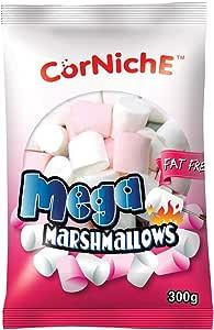 Corniche Mega Marshmallows, 300g
