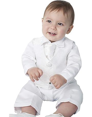 Precio pagable como serch Precio 50% Ropa de bautizo para bebés niño | Amazon.es