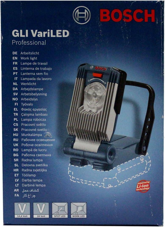 Bosch Akku Lampe GLI 18V-300  Professional  GLI 18 V 300 Akku 18 V 3,0 A