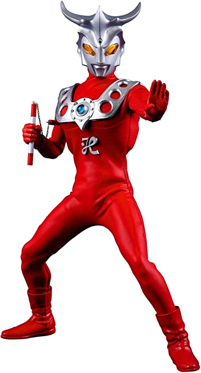MEDICOM TOY RAH Ultraman Ultra Seven Real Action Heroes Figurine  Used