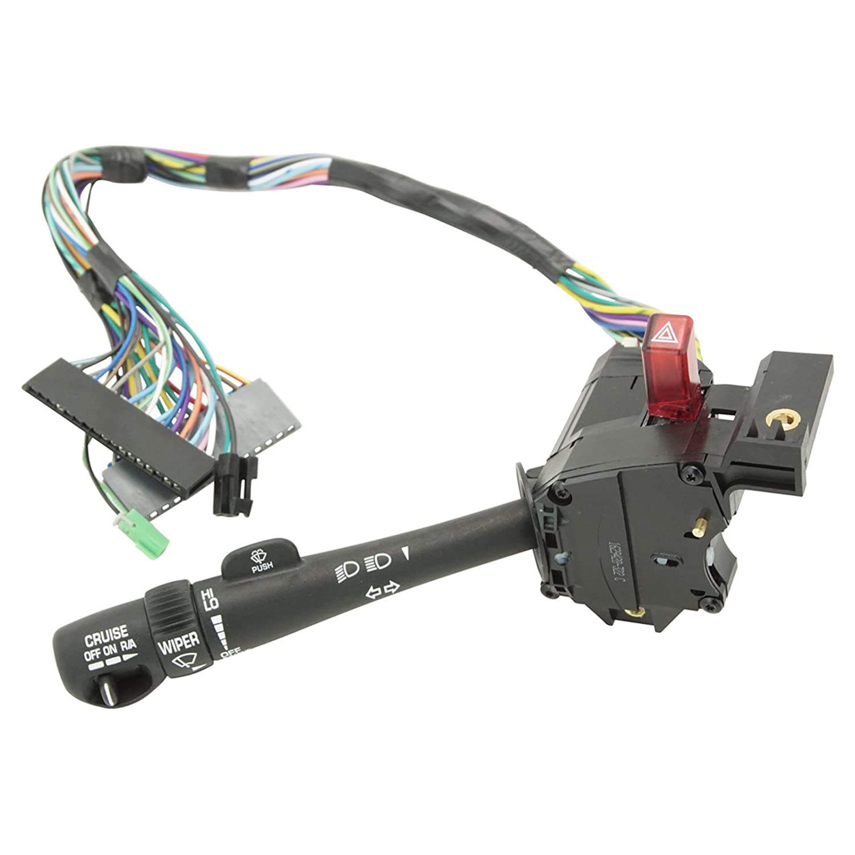 GM Turn Signal Lever Cruise Control Wiper Switch Stalk Combination Blinker Arm