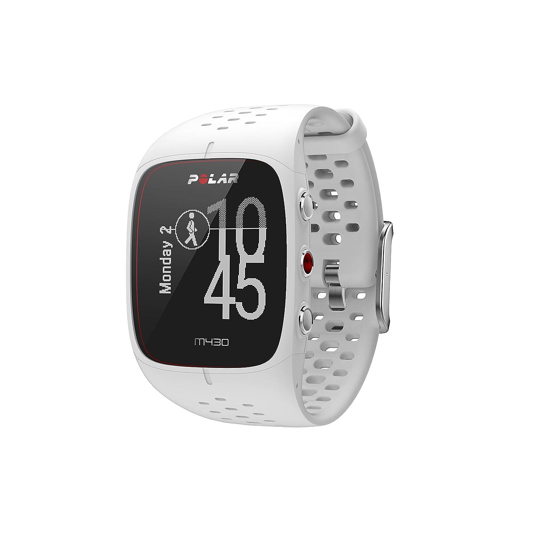 Polar M430 GPS Reloj de Running - 90064405, Blanco: Amazon.es: Deportes y aire libre