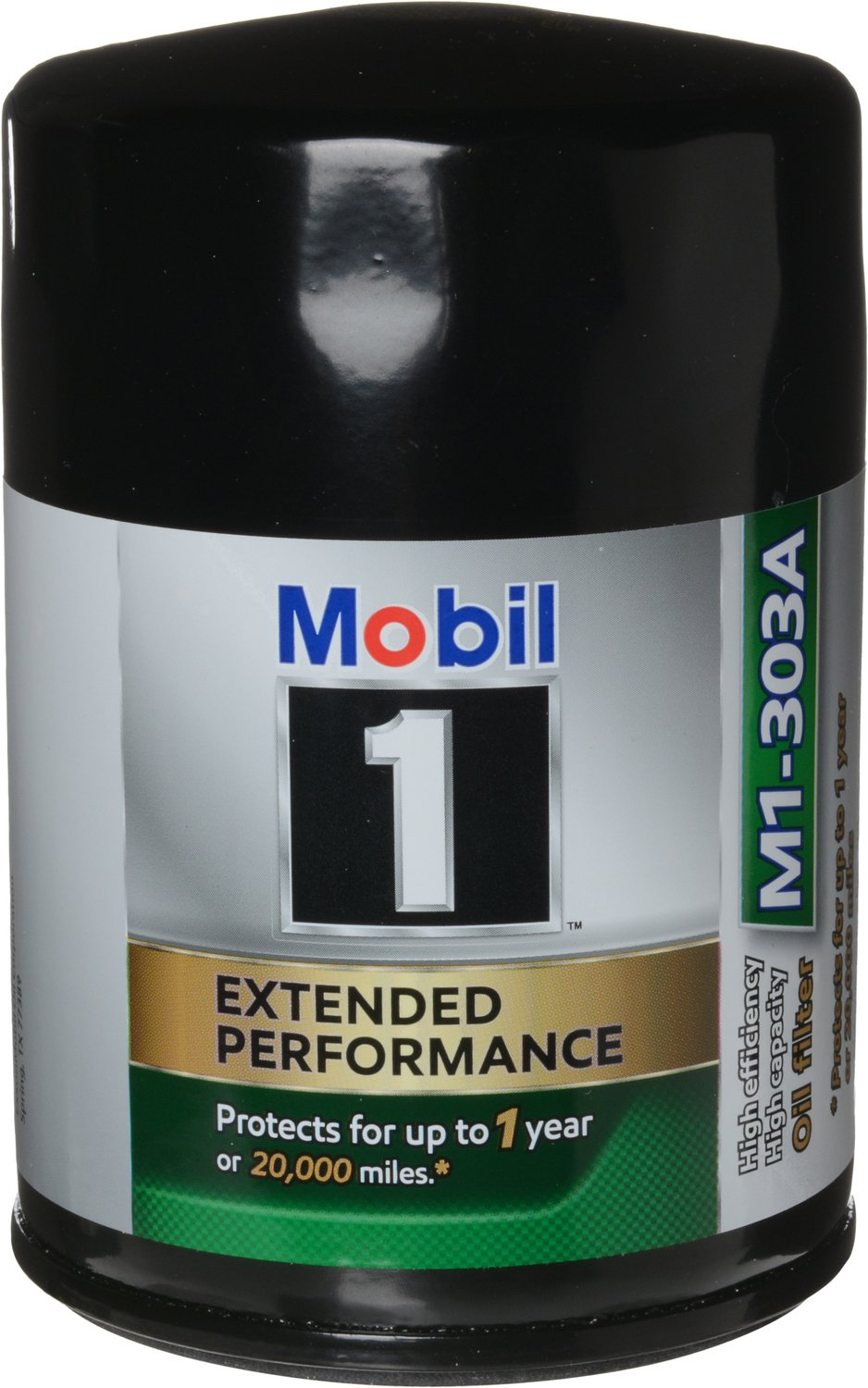 Mobil 1 M1-303A Extended Performance Oil Filter, 2 Pack, by Mobil 1