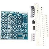 SMT SMD Komponenten Schweißen Praxis Leiterplatte Löten DIY Kits für DIY Arduino