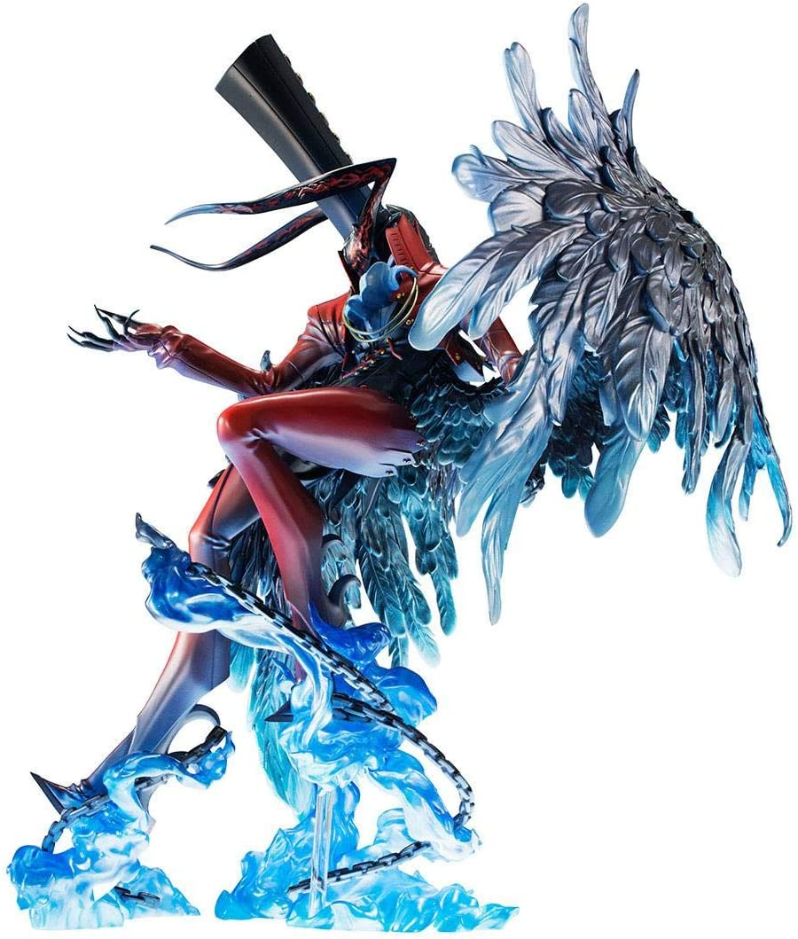 Amazon Com Megahouse Game Characters Collection Dx Persona 5 Arsene Pvc Figure Multicolor Feb188925 Toys Games Arsene is not worth keeping, but he is worth using on your new game plus. megahouse game characters collection dx persona 5 arsene pvc figure multicolor feb188925