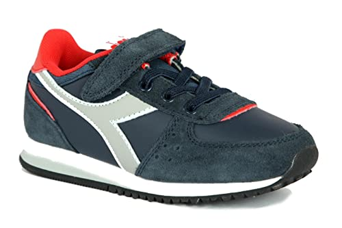 newest 47dfa 7b444 Sneakers Pelle Bambino 28 DIADORA: Amazon.it: Scarpe e borse