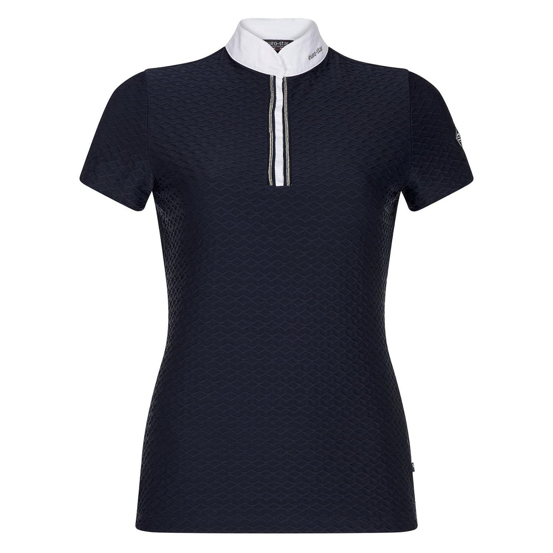 euro-star Turniershirt  SAVANNAH Turnierblusen Damen-Reitbekleidung