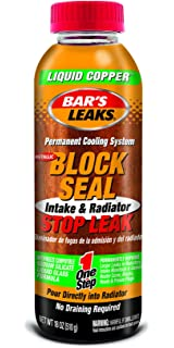 1 Pint bottle of Conklin Dike Temporary Radiator Stop Leak