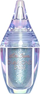 product image for Lime Crime Diamond Dew Glitter Eyeshadow, Tearful - Aqua Iridescent Lid Topper - Reflective Sparkle Shadow for Lids, Cheeks & Body - Won't Smudge or Crease - Vegan - 0.14 fl oz