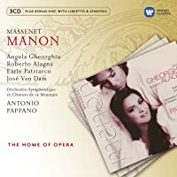 Massenet Manon