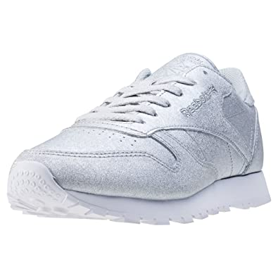 e9441829a35fb Reebok Damen Sneaker Classic Leather SYN Sneakers Frauen  Amazon.de ...