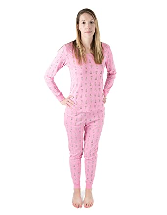 99d9de3013 Leveret Women s Pajamas Fitted Printed Owl 2 Piece Pjs Set 100 ...
