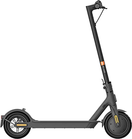 Xiaomi Mi Electric Scooter 1s Elektroroller Unisex Erwachsene Schwarz Medium Amazon De Sport Freizeit