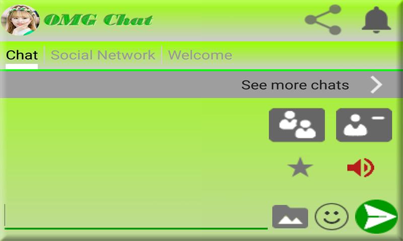 Chat omg OMGChat Instant