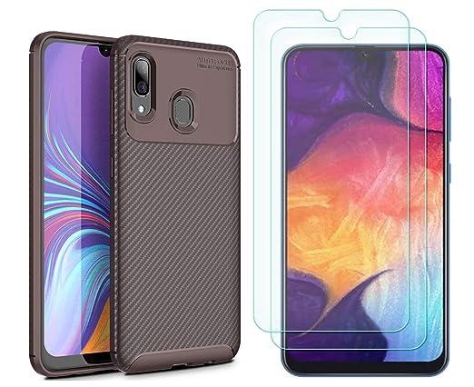 Amazon.com: MYLBOO - Carcasa para Samsung Galaxy A40 ...