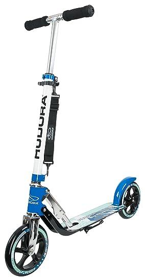 Hudora Big Wheel 205 - Scooters (Adults, Asphalt, Multi)