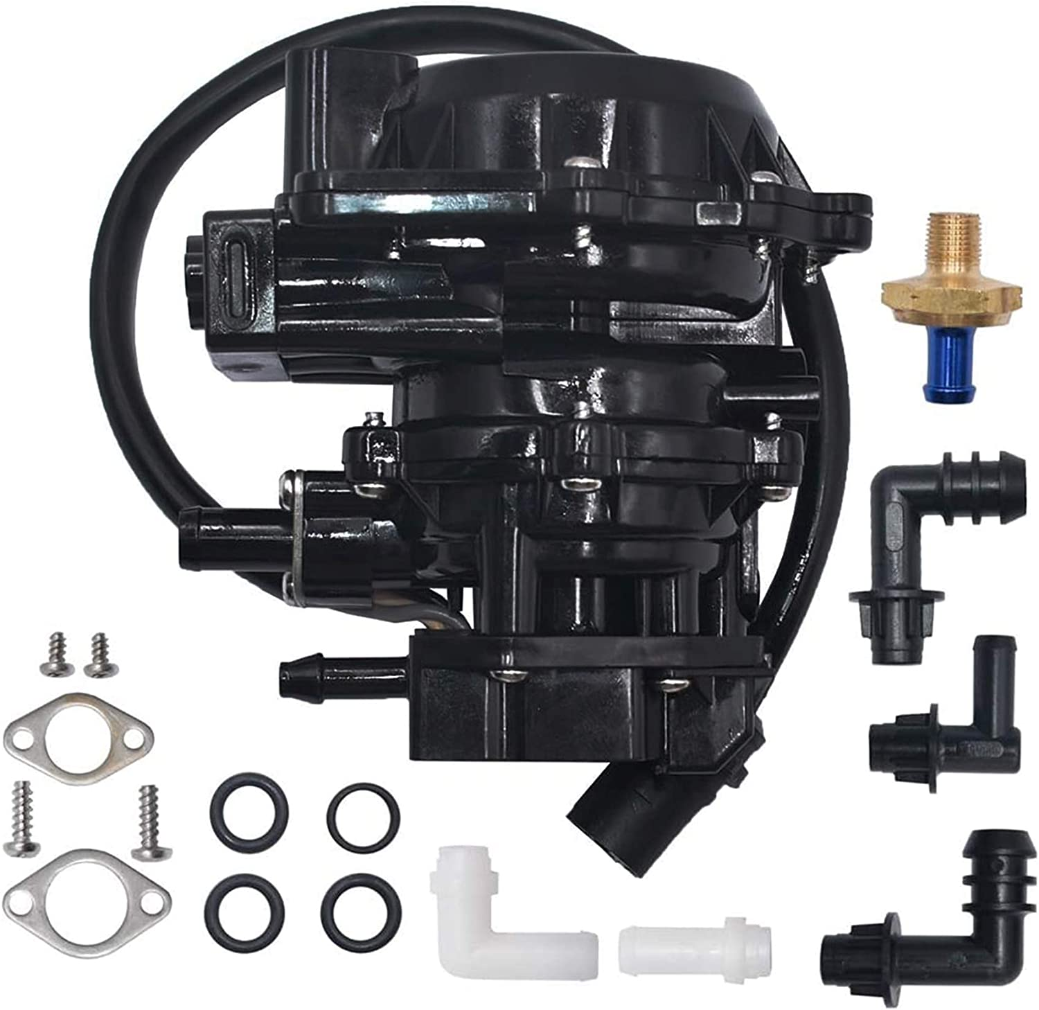 5YTR 5007420 Fuel Pump 4-Wire Assembly Kit fits Johnson/Evinrude Outboard 1991-2006 w/VRO System