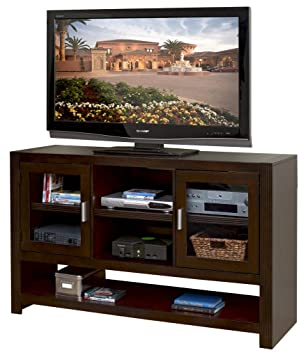 Martin Furniture Carlton Tall TV Stand  36 quot    Fully Assembled. Amazon com  Martin Furniture Carlton Tall TV Stand  36    Fully