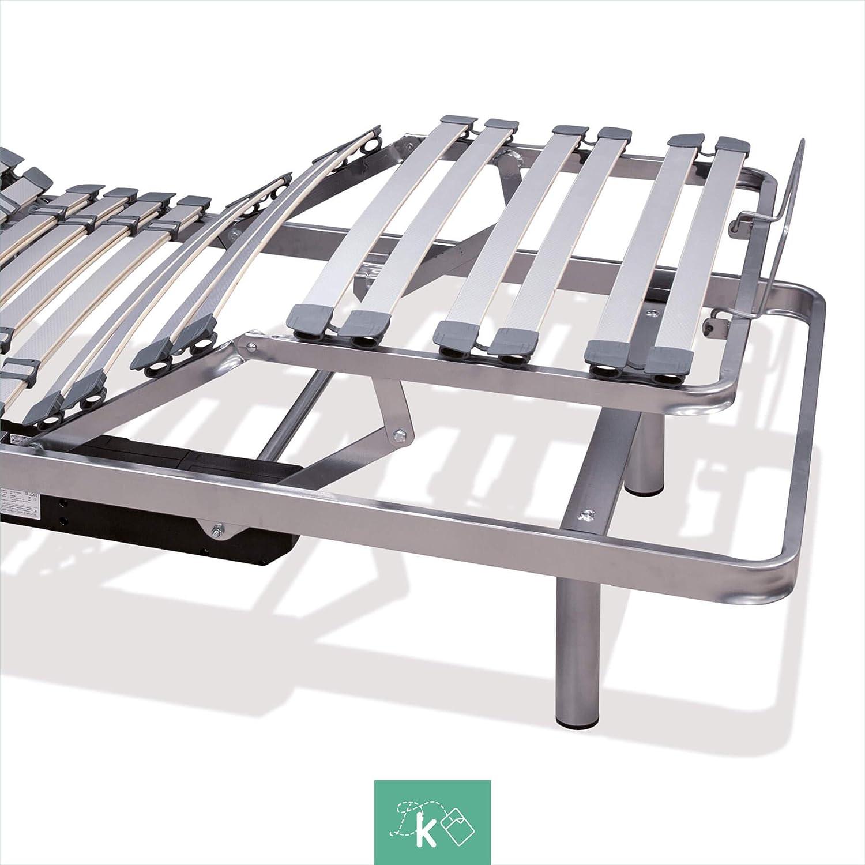 Dreaming Kamahaus Cama Articulada 5 Planos | Motor con Mando por Cable | 135 x 180cm |