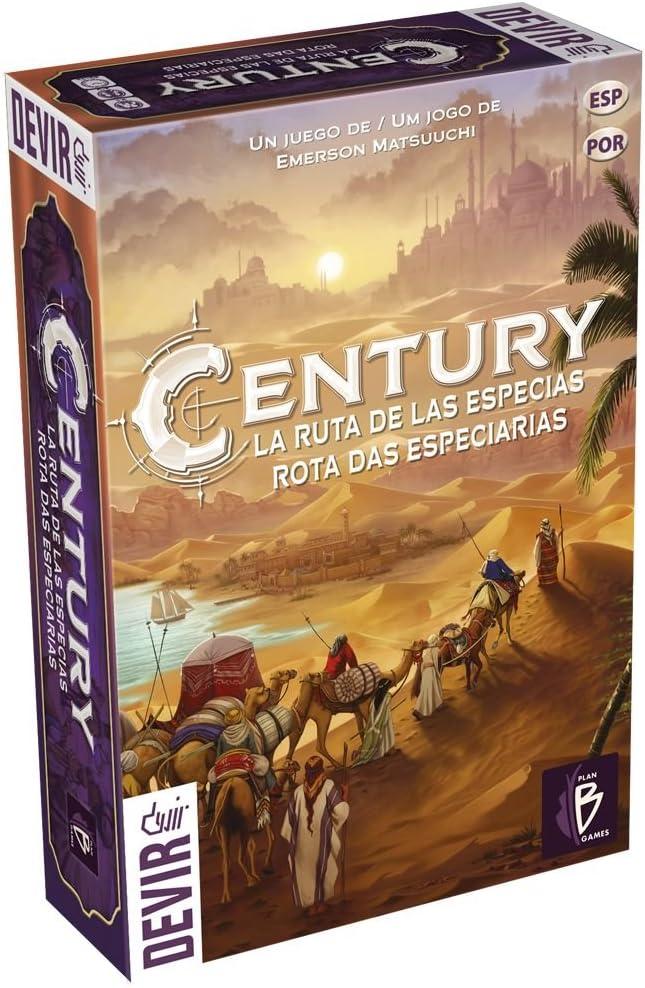 Devir Century, La Ruta de Las Especias (BGCENT): Amazon.es ...