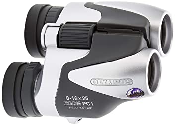 Olympus 8 16 x 25 zoom pci fernglas mit tasche: amazon.de: kamera