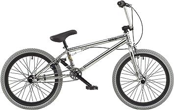 Rooster Hardcore - Bicicleta BMX para niños (Marco de 25 cm ...