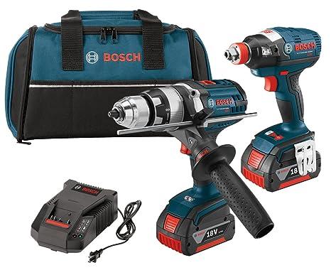 Amazon.com: Bosch clpk224–181 18 voltios herramientas ...