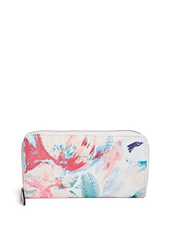 Image Unavailable. Image not available for. Color  GUESS Factory Women s  Take A Dive Logo Zip-Around Wallet 67c52c24a35ea
