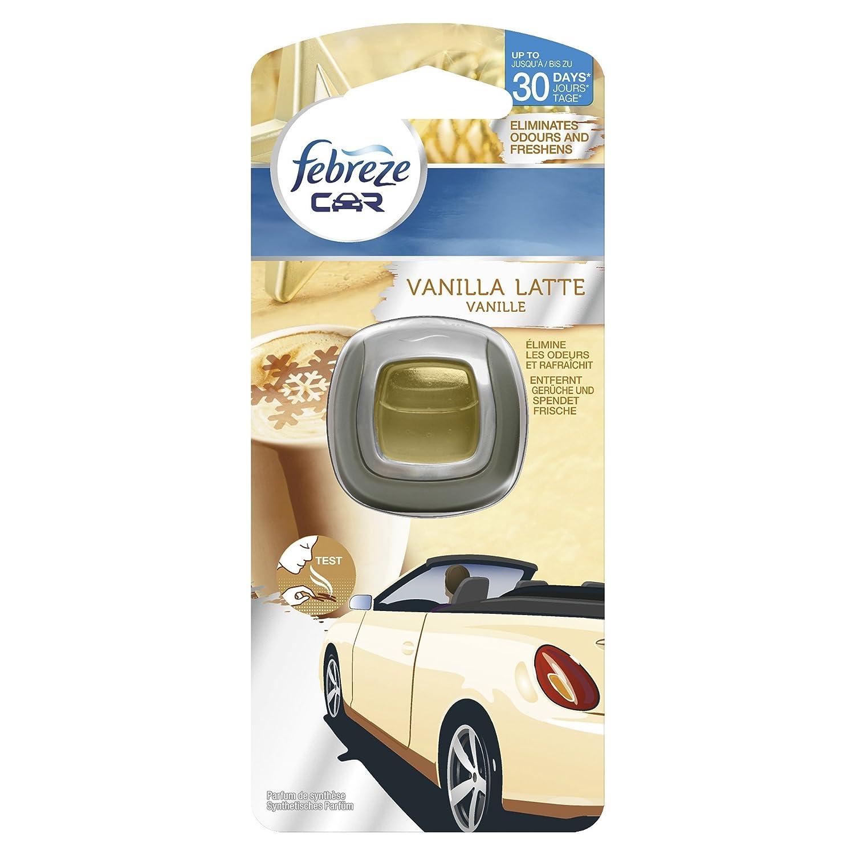 Febreze Car Vanille 2 ml, 2er Pack (2 x 2 ml): Amazon.de: Auto