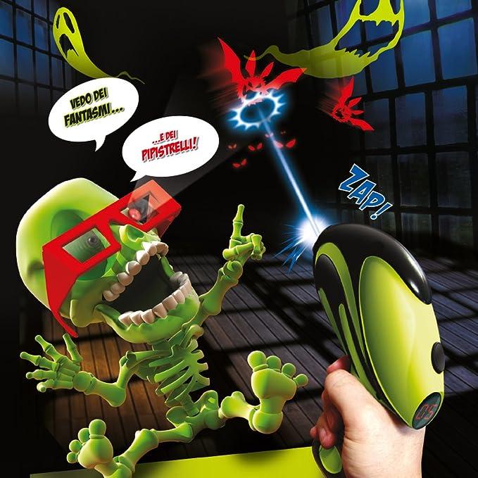 Grandi Giochi - Occhio al Fantasma 3D Evolution, Ref. GG01302 (Idioma español no garantizado) único Multicolor: Amazon.es: Juguetes y juegos
