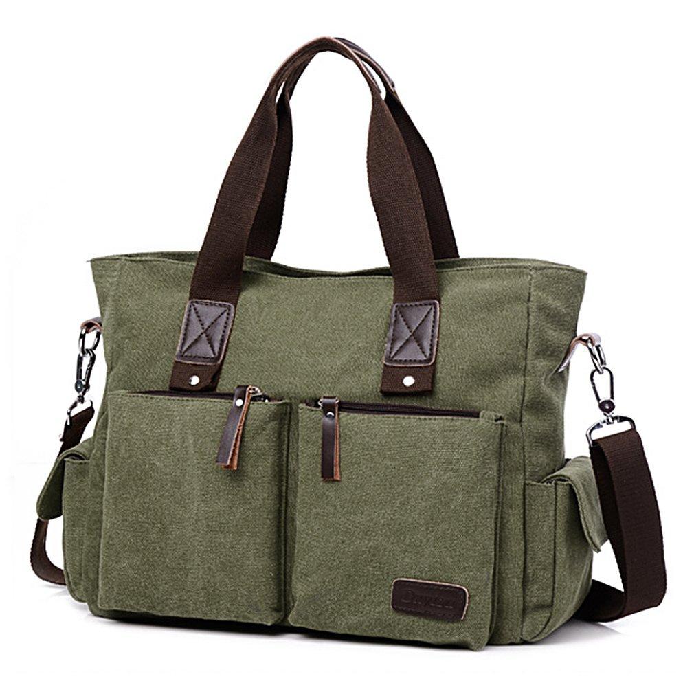 ea9c6f9f553f ToLFE Women Top Handle Satchel Handbags Shoulder Bag Messenger Tote Bag  Purse Crossbody Bag Travel Work Tote Bag