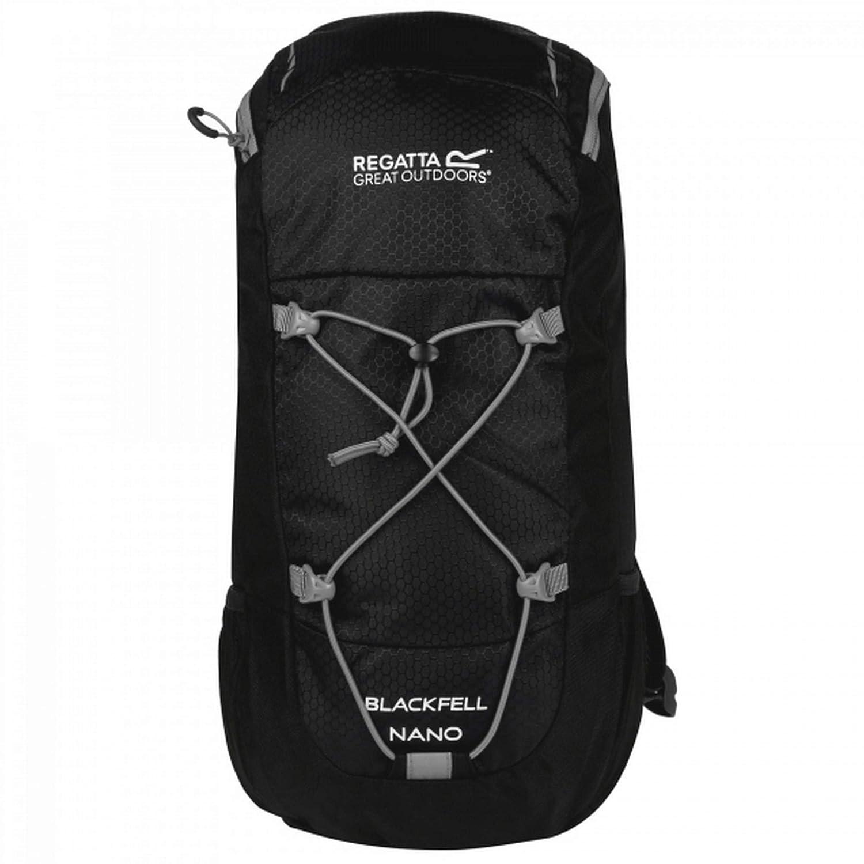 Regatta Blackfell Nano Jr Sports Bag (Single) (Traffic Black Black Blue)   Amazon.ca  Luggage   Bags 980b61309dc89