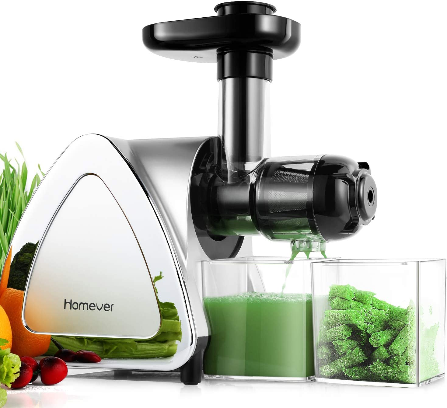 Homever Low Speed Masticating Juicer