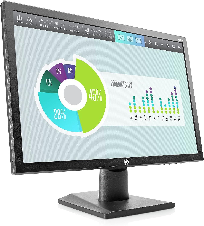HP V203p LED Display 49,5 cm (19.5