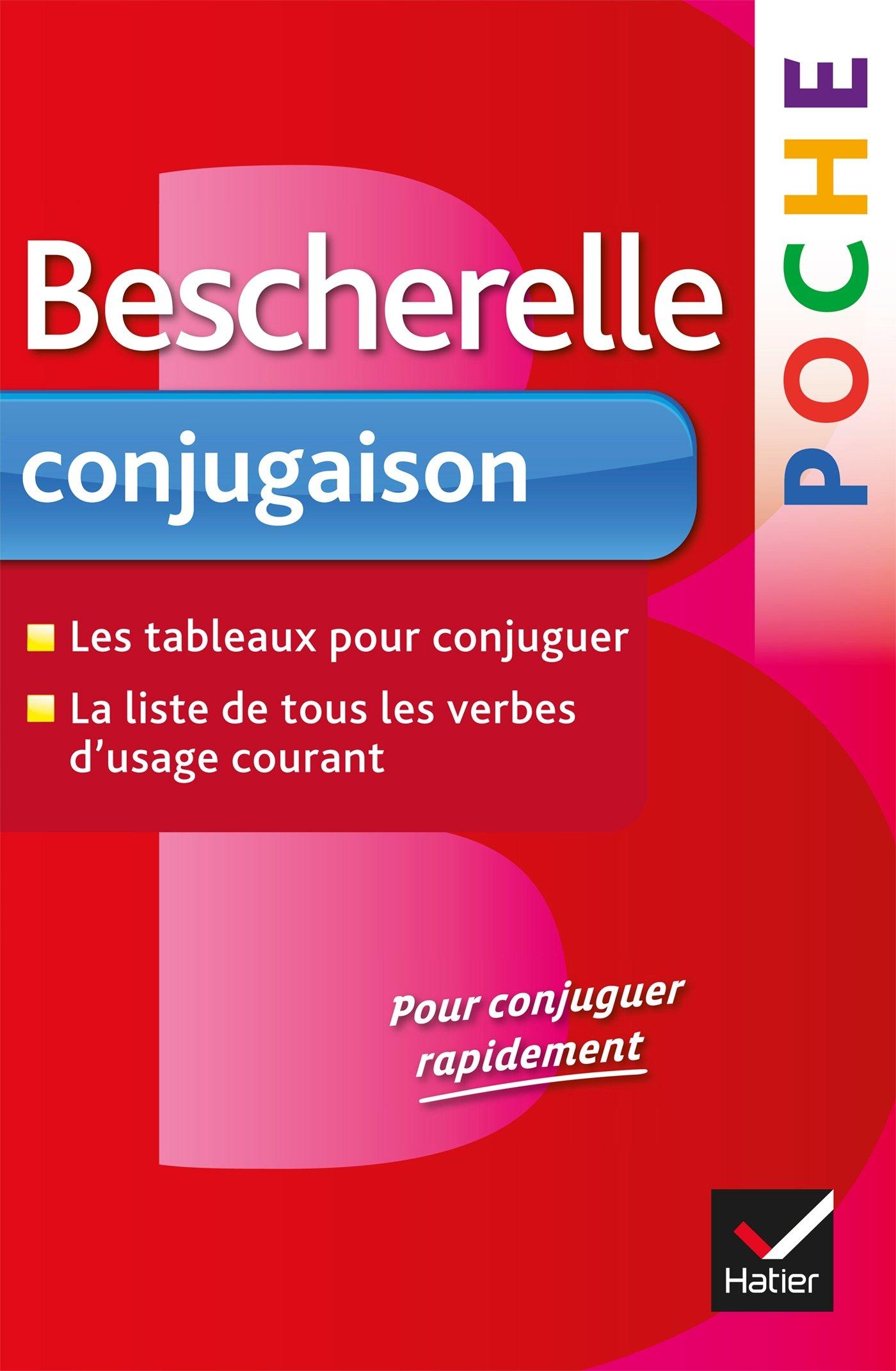 Bescherelle poche Conjugaison (Collection Bescherelle Poche)