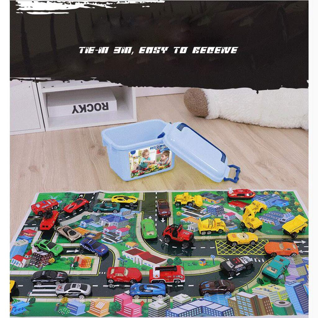De Mini 1628 Paquete Vehículos Surtidos Construcción rodCWxBe
