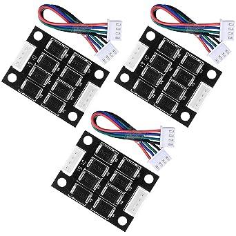 Starvast - Juego de 3 filtros TL- Smoother para impresora 3D ...