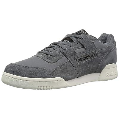 Reebok Men's Workout Plus Cross Trainer, rs/Allow/Black/Chalk, 8.5 M US | Fashion Sneakers