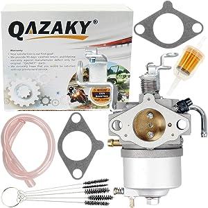 QAZAKY Carburetor Replacement for Yamaha Golf Cart Gas Car G22 - G27 G29 4-Cycle Drive Engine 2003-UP Carb JR6-14101-00 JR6-14101-01