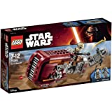 LEGO Star Wars 75099 - Rey's Speeder