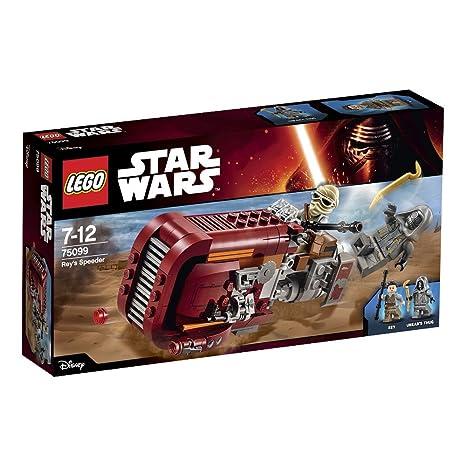 LEGO Star Wars 75099 - Rey