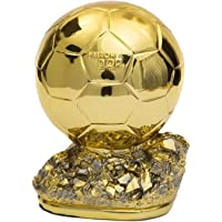 baa Golden Ballon Football Trofy Campeón Trophy Golden Ball Fútbol Trofeo Mejores Premios Jugadores