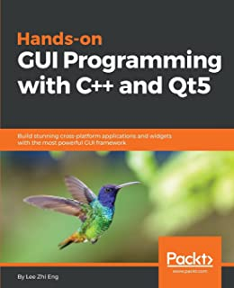 Qt5 C++ GUI Programming Cookbook