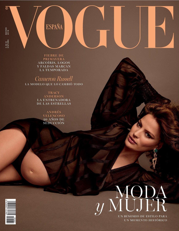 Vogue España. Marzo 2018 - Número 360: Amazon.es: Ediciones Conde ...