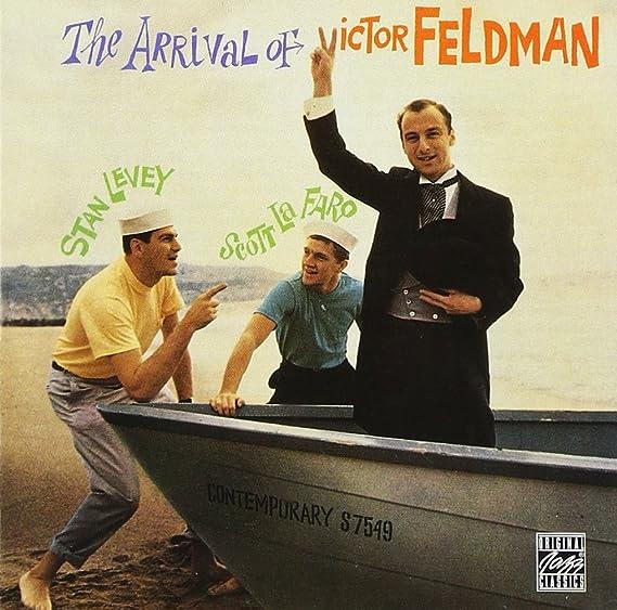 Amazon | The Arrival of Victor Feldman | Victor Feldman, Scott ...