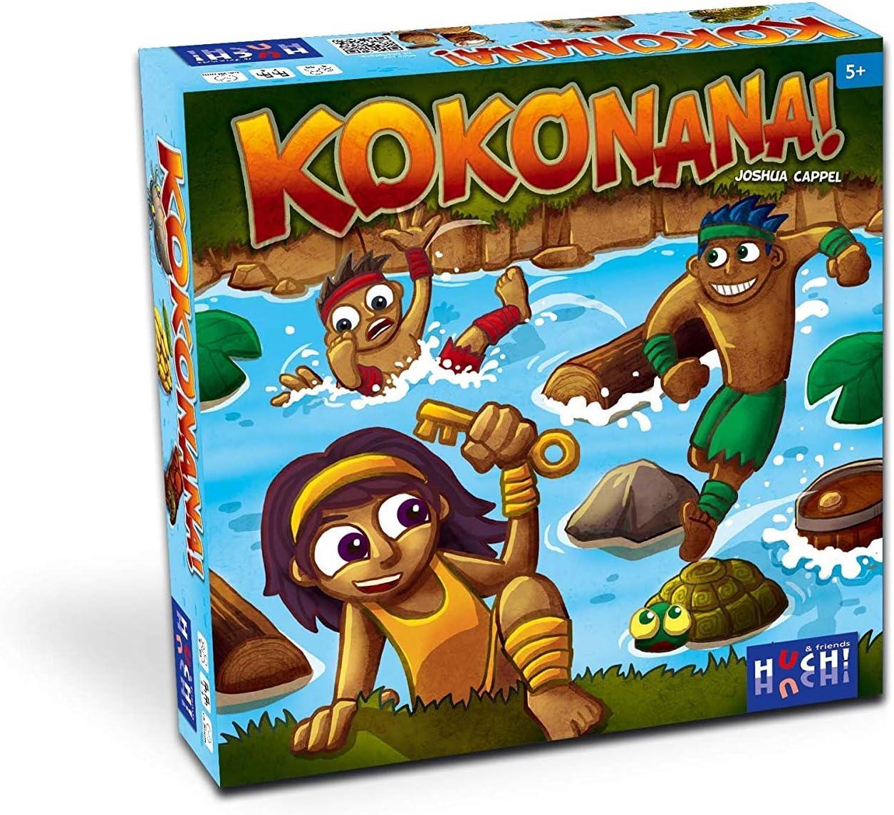 Huch & Friends 879806 - Juego de Mesa Kokonana!: Amazon.es: Juguetes y juegos